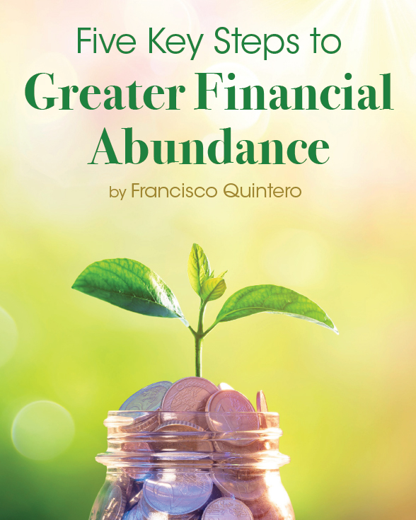 5 Steps to Greater Financial Abundance Ebook